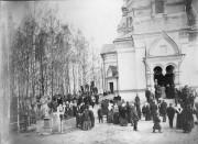 Церковь Георгия Победоносца - Ложголово - Сланцевский район - Ленинградская область