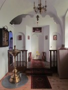 Сясьстрой. Успения Пресвятой Богородицы в Сясьских рядках, церковь