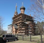 Церковь Троицы Живоначальной - Гора-Валдай - Ломоносовский район - Ленинградская область