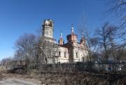 Церковь Троицы Живоначальной - Иссад - Волховский район - Ленинградская область