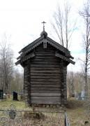 Церковь Рождества Пресвятой Богородицы - Лиственка - Бокситогорский район - Ленинградская область