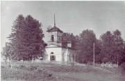 Церковь Георгия Победоносца - Пелуши - Бокситогорский район - Ленинградская область