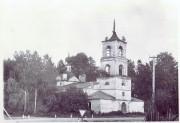 Церковь Воскресения Христова - Журавлево - Бокситогорский район - Ленинградская область