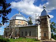 Церковь Троицы Живоначальной - Озерево - Бокситогорский район - Ленинградская область