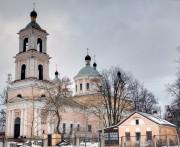 Церковь Спаса Преображения - Спас-Заулок - Клинский городской округ - Московская область