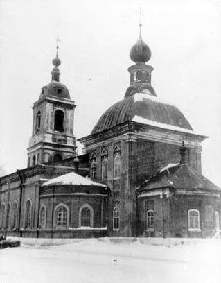 Церковь Сретения Господня, Муром
