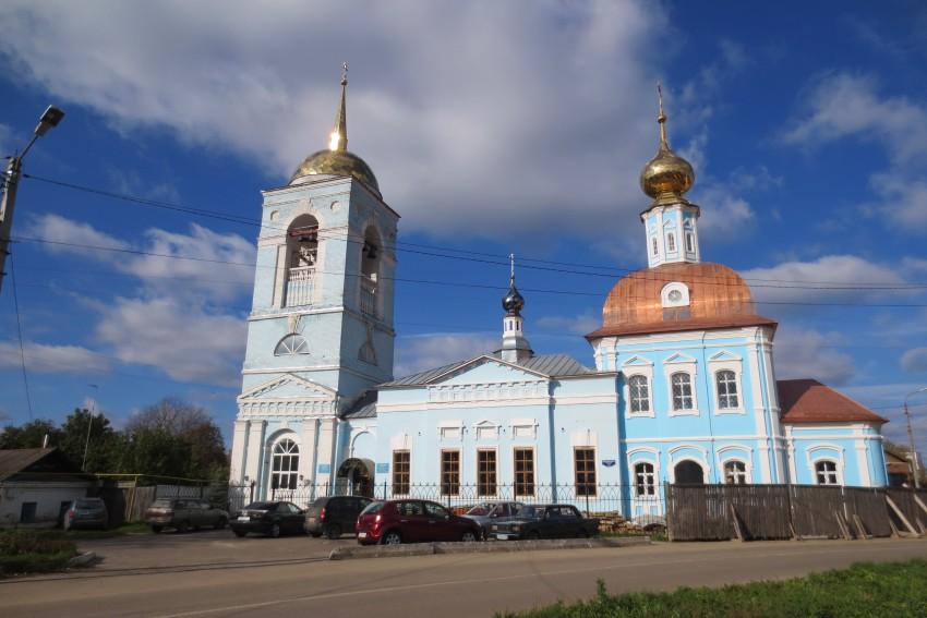 Церковь Успения Пресвятой Богородицы, Муром