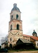 Церковь Троицы Живоначальной - Новое - Большесельский район - Ярославская область