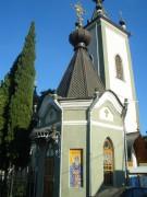 Алушта. Всех Крымских святых и Феодора Стратилата, церковь