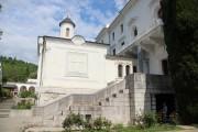 Ливадия. Воздвижения Креста Господня при Ливадийском дворце, церковь