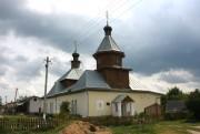 Церковь Сергия Радонежского - Стодолище - Починковский район - Смоленская область