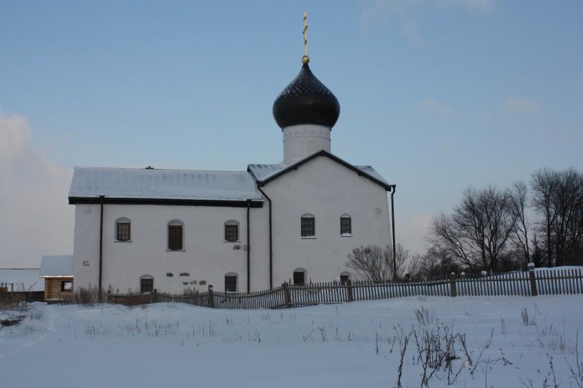 Николаевский Стороженский монастырь. Церковь Николая Чудотворца, Сторожно