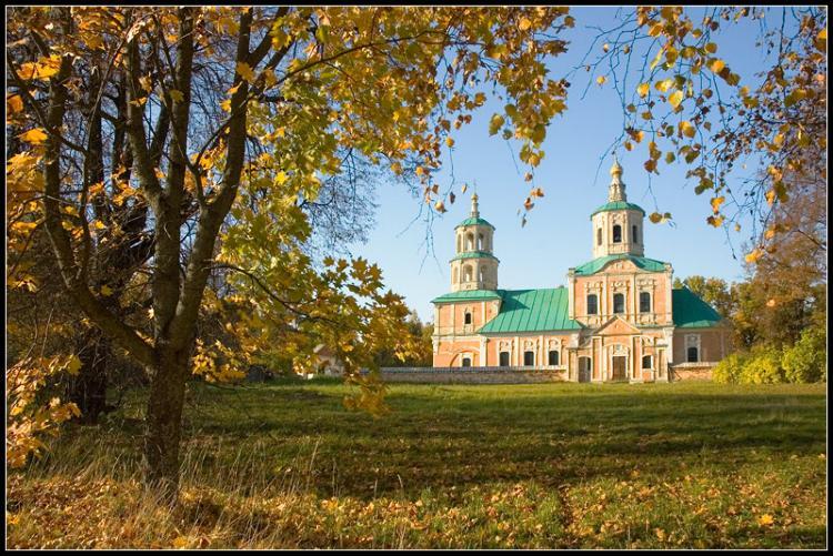 Церковь Владимирской иконы Божией Матери, Чукавино