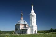 Новоселка-Нерльская. Воскресения Христова, церковь