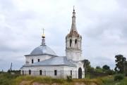 Церковь Рождества Пресвятой Богородицы - Романово - Суздальский район - Владимирская область