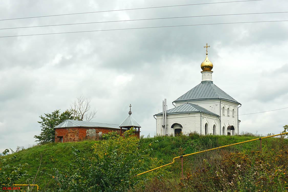 Храмовый комплекс. Церкви иконы Божией Матери