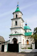Церковь Спаса Преображения - Бесово - Каширский городской округ - Московская область
