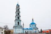 Церковь Введения во храм Пресвятой Богородицы - Кашира - Каширский городской округ - Московская область
