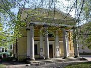 Церковь Воздвижения Креста Господня - Кронштадт - Санкт-Петербург, Кронштадтский район - г. Санкт-Петербург