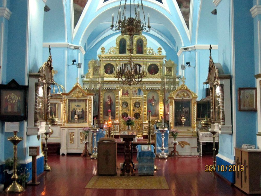 Церковь Рождества Пресвятой Богородицы, Рождествено