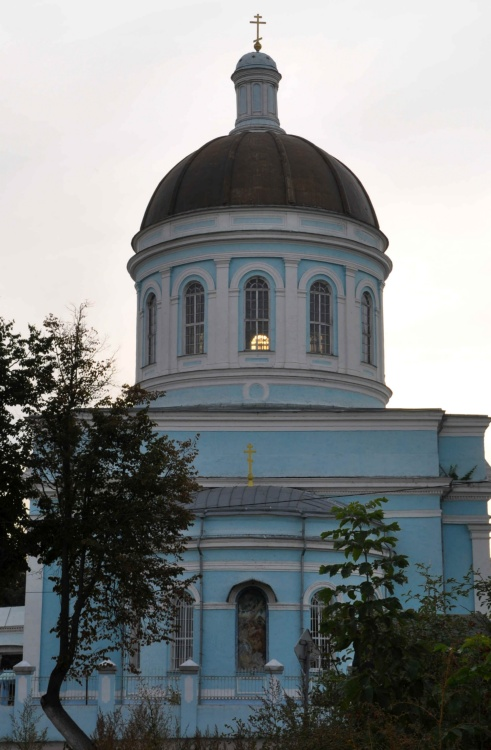 Церковь Троицы Живоначальной, Озёры