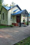 Сестрорецк. Александра Невского на Сестрорецком кладбище, часовня