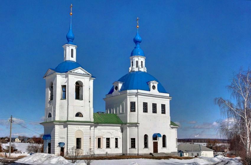 Церковь Богоявления Господня, Кокино