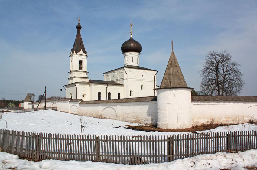 Вознесенский Оршин женский монастырь, Орша