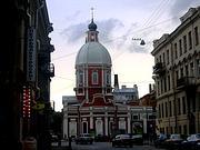 Церковь Пантелеимона Целителя в Соляном переулке - Центральный район - Санкт-Петербург - г. Санкт-Петербург