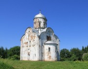 Церковь Николая Чудотворца на Липне - Устье Мсты - Новгородский район - Новгородская область