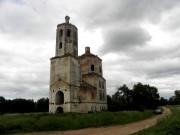 Церковь Николая Чудотворца - Голенищево - Локнянский район - Псковская область