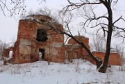 Церковь Николая Чудотворца - Авчурино - Ферзиковский район - Калужская область