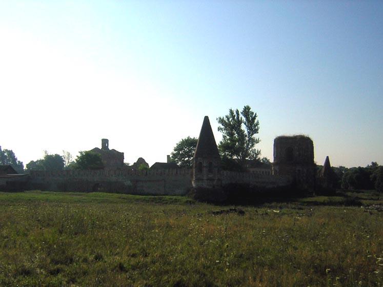 Спасо-Преображенский монастырь, Севск