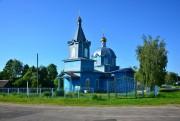 Церковь Покрова Пресвятой Богородицы - Хохловка - Климовский район - Брянская область