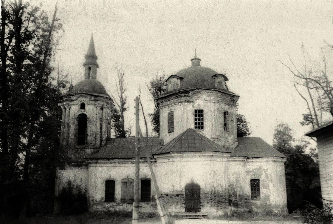 Церковь Михаила Архангела, Солова