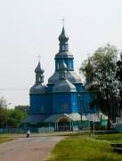 Церковь Николая Чудотворца - Новый Ропск - Климовский район - Брянская область