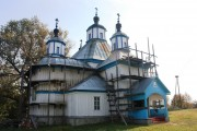 Церковь Рождества Пресвятой Богородицы - Старый Ропск - Климовский район - Брянская область