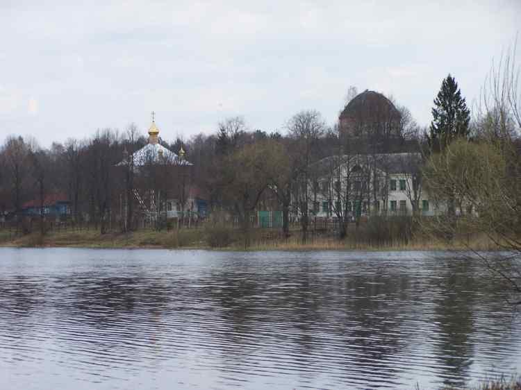 Климовский Покровский монастырь, Покровское