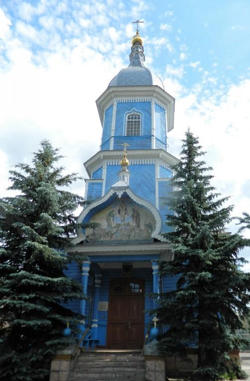 Церковь Спаса Преображения, Новозыбков