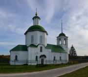 Церковь Покрова Пресвятой Богородицы - Мирковы Уты - Выгоничский район - Брянская область