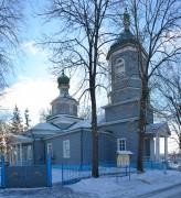Церковь Успения Пресвятой Богородицы - Красный Рог - Почепский район - Брянская область