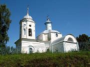 Церковь Димитрия Солунского - Старое Задубенье - Унечский район - Брянская область
