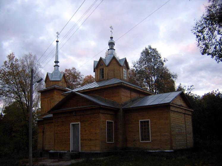 Церковь Всех Святых, Рассуха