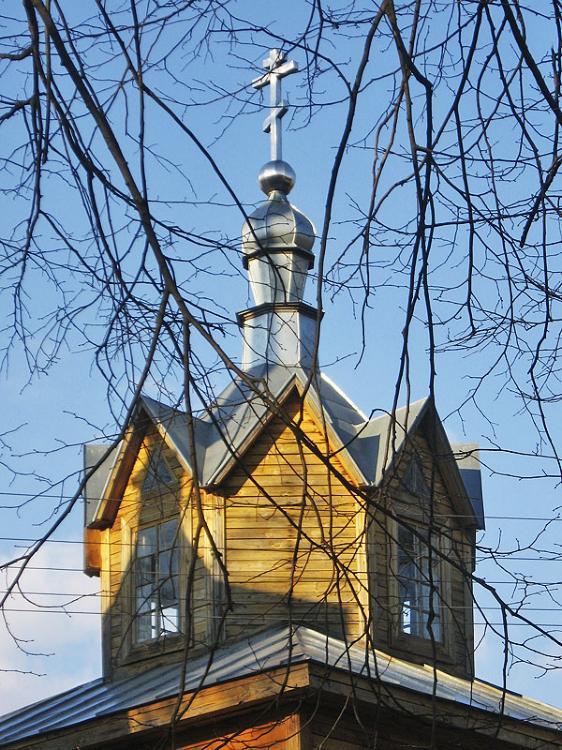 Брянская область, Унечский район, Рассуха. Церковь Всех Святых, фотография. архитектурные детали