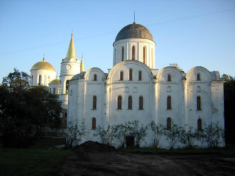 Собор Бориса и Глеба, Чернигов