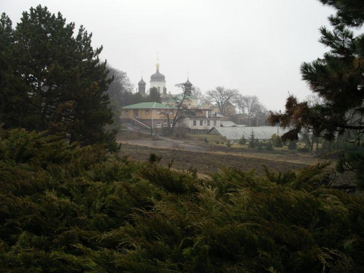 Троицкий Ионин монастырь, Киев