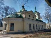 Фрунзенский район. Воскресения Словущего на Литераторских мостках, церковь
