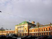 Церковь Спаса Нерукотворного образа в здании Конюшенного ведомства - Центральный район - Санкт-Петербург - г. Санкт-Петербург