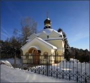 Звенигород. Богоявления Господня на Городке, церковь
