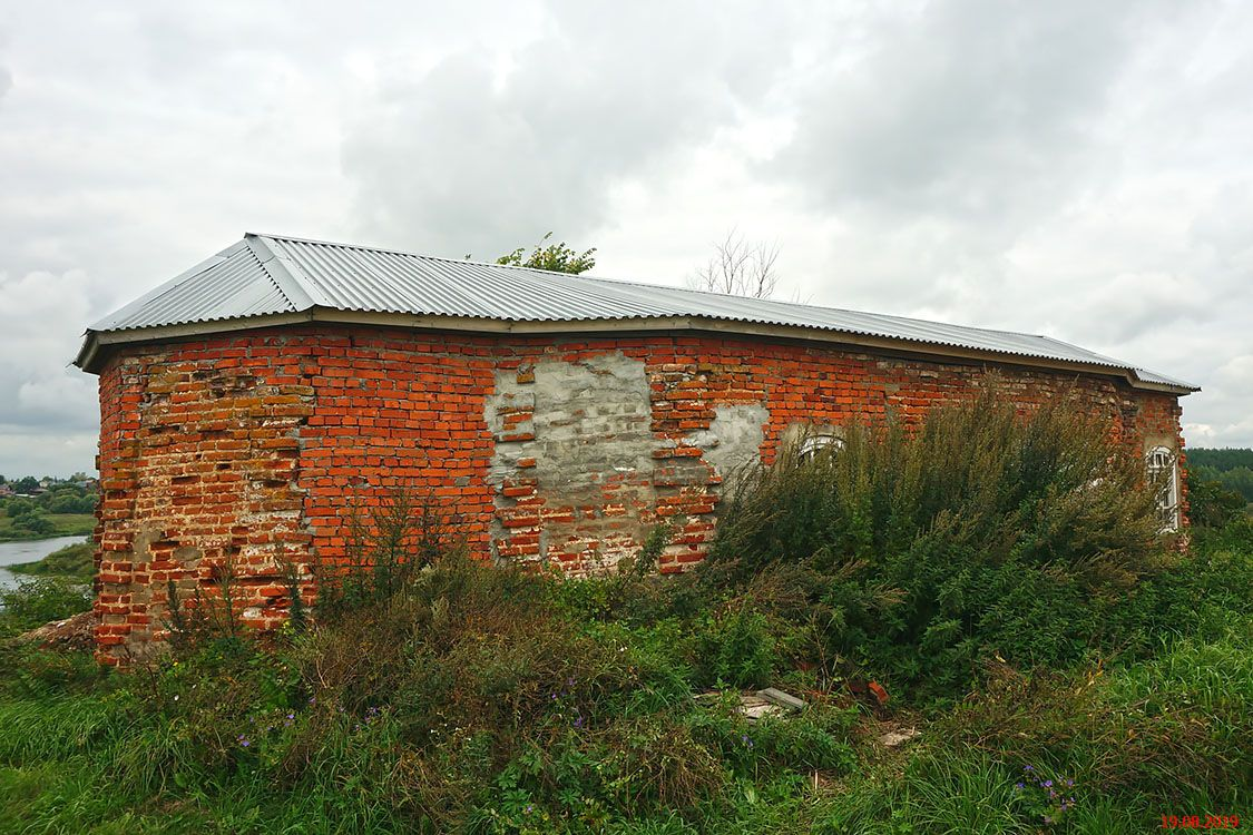 Церковь Николая Чудотворца, Якиманское